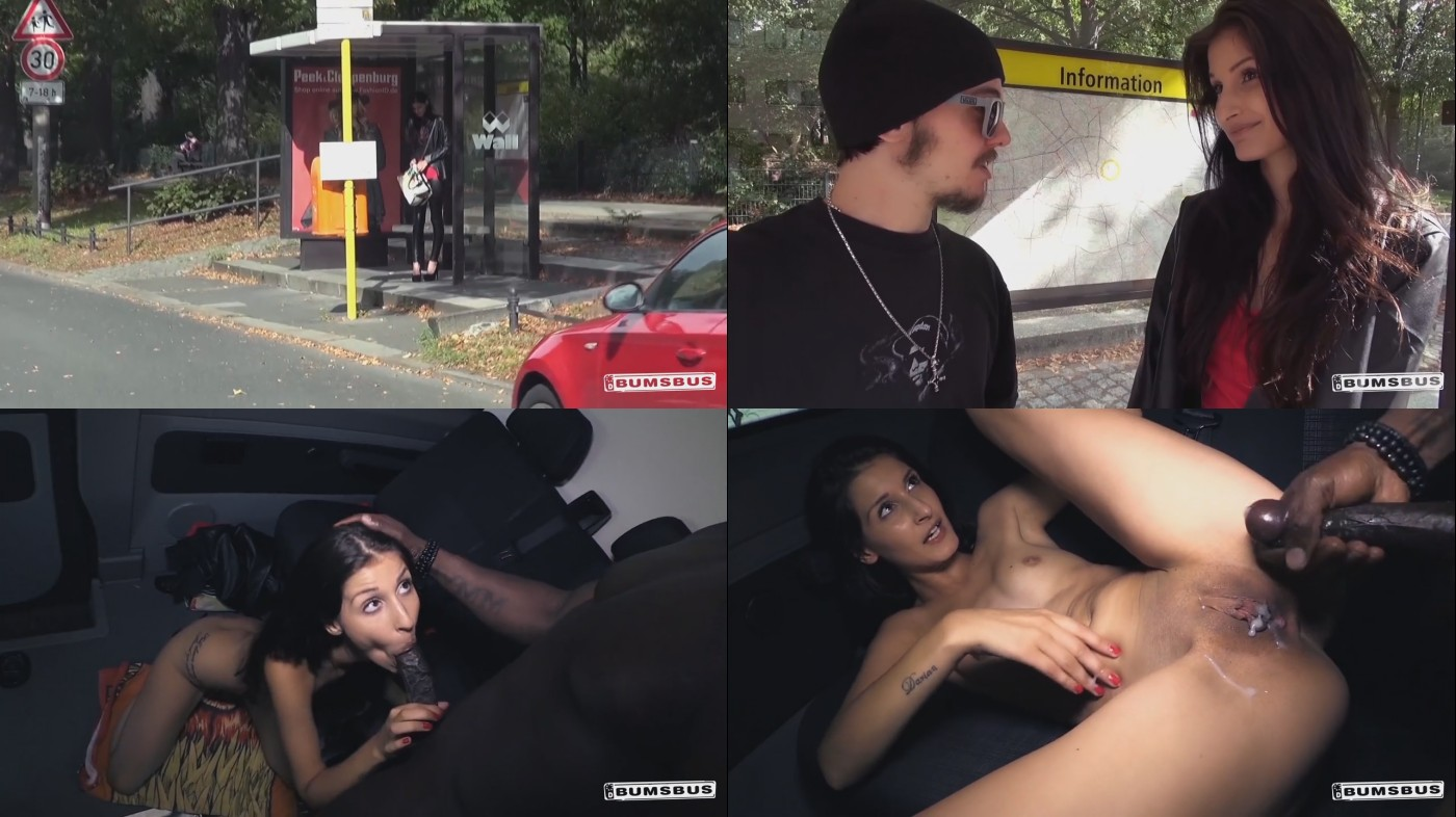 Aug 1, 2016 - Black on white bus fuck with German brunette teen - Coco Kiss - Bumsbus.jpg