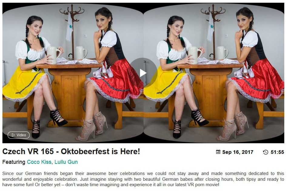 Czech VR 165 - Oktobeerfest is Here - Sep 16, 2017 .jpg
