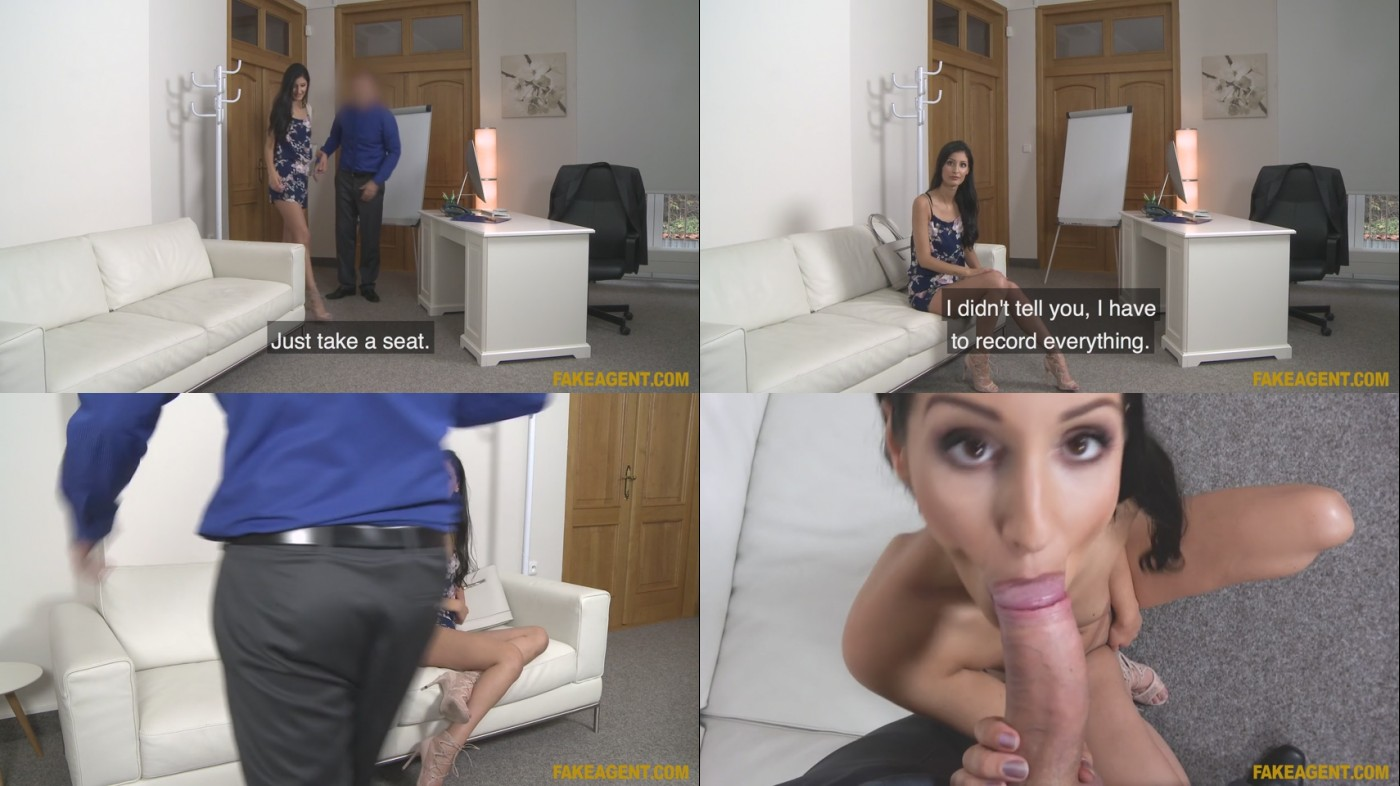Nov 20, 2017 - Stunning German given porn lesson - Fakeagent - Coco Kiss.jpg